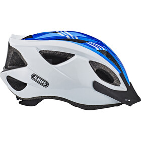 ABUS S-Cension Cykelhjelm, race blue